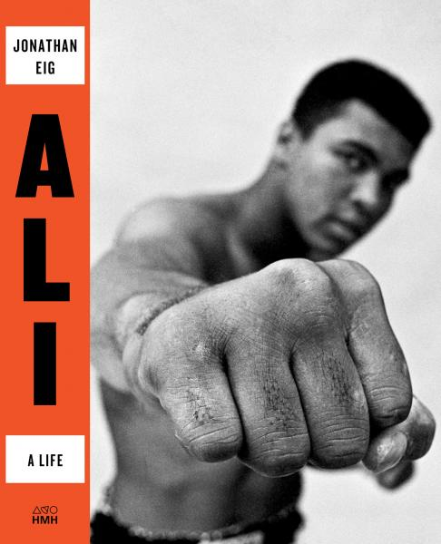 Jonathan Eig On Muhammad Ali At The Oak Park Public Library The - Book table oak park