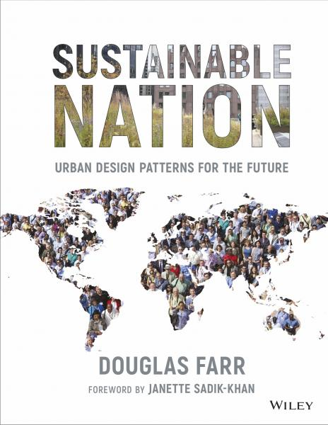 sustainable nation douglas farr at the oak park public library the book table. Black Bedroom Furniture Sets. Home Design Ideas